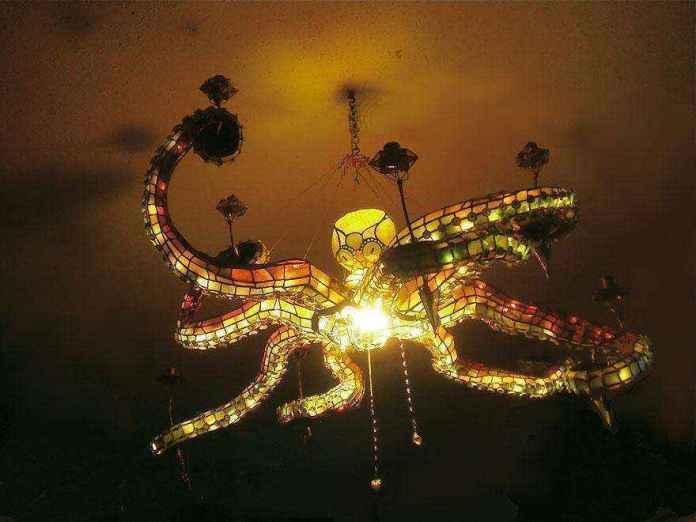 image11-25 | 25 самых необычных ламп и светильников