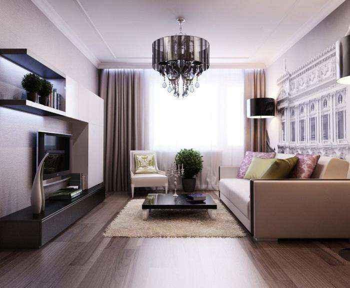 image18-4 | 23 идеи уютной и функциональной гостиной