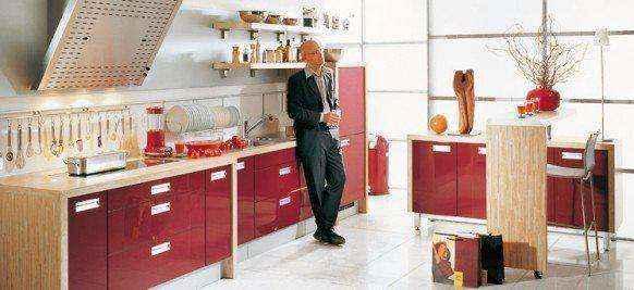 image20-13 | Красные кухни в интерьере