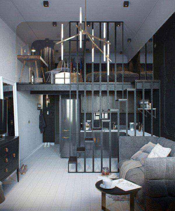 image3-39   Дизайн квартир до 30 метров. Часть 2
