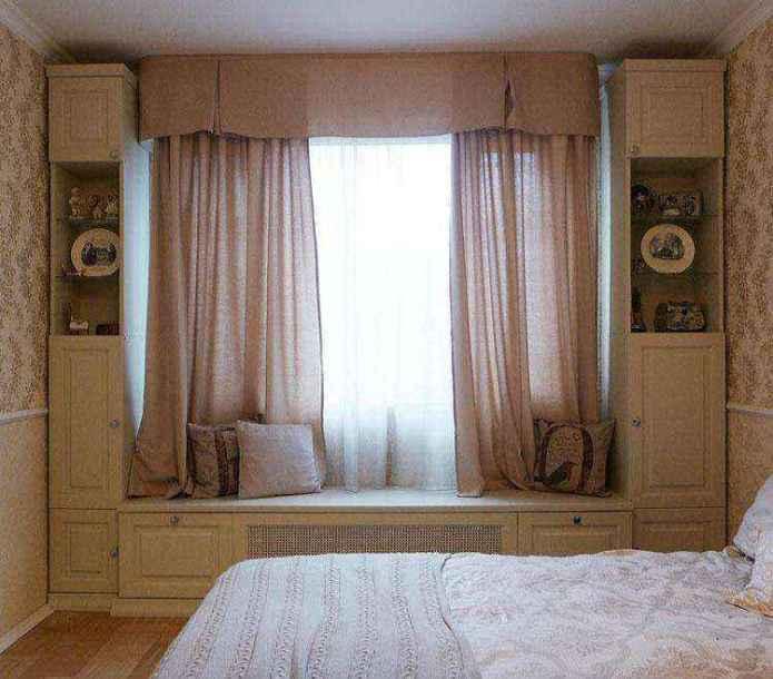 image4-11 | Экономим пространство: шкафы вокруг окна!