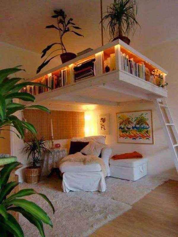 image4-16   Как экономить пространство в малогабаритных квартирах: 23 идеи хранения вещей