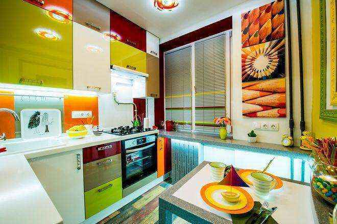 image4-21   Шестиметровая кухня может преобразиться самым неожиданным образом