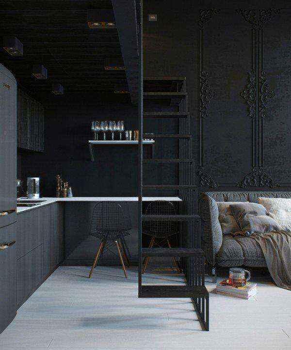 image6-32   Дизайн квартир до 30 метров. Часть 2