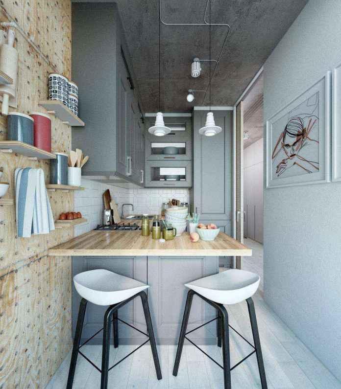 image6-36   Две идеи дизайна супермаленькой квартиры