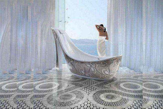 image8-17   Самые необычные и красивые ванные в мире!