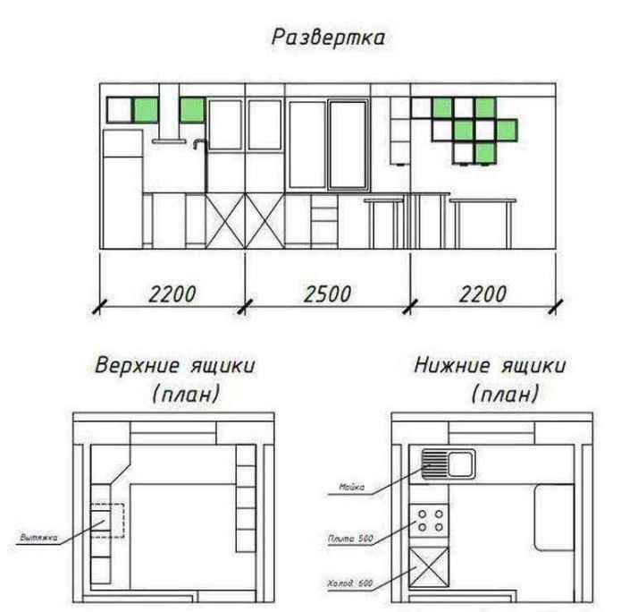 image8-5 | Как превратить пятиметровую кухню в настоящий рай для хозяйки!