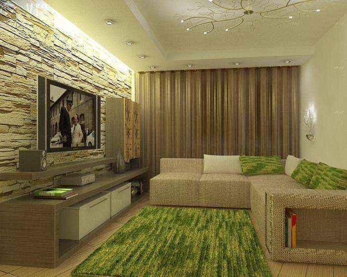 image9-14 | 23 идеи уютной и функциональной гостиной