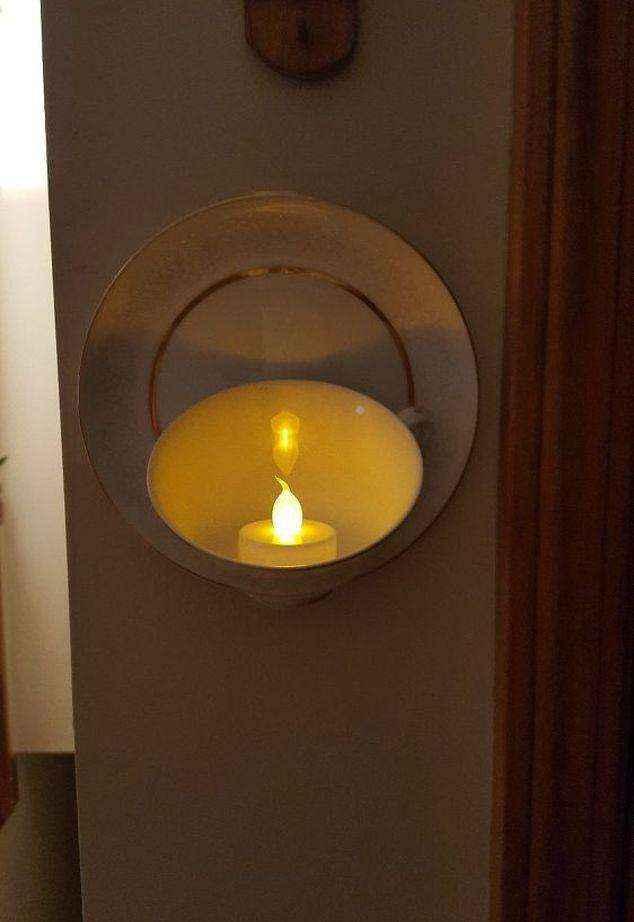 image9-3 | Оригинальный светильник из старого сервиза — теперь вы не выбросите ни одной старой чашки!