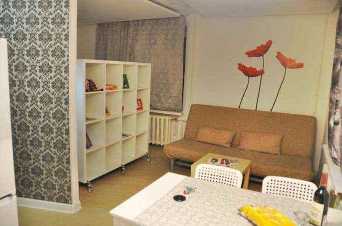 image30   Квартира в 32 м² до и после ремонта — потрясающе!