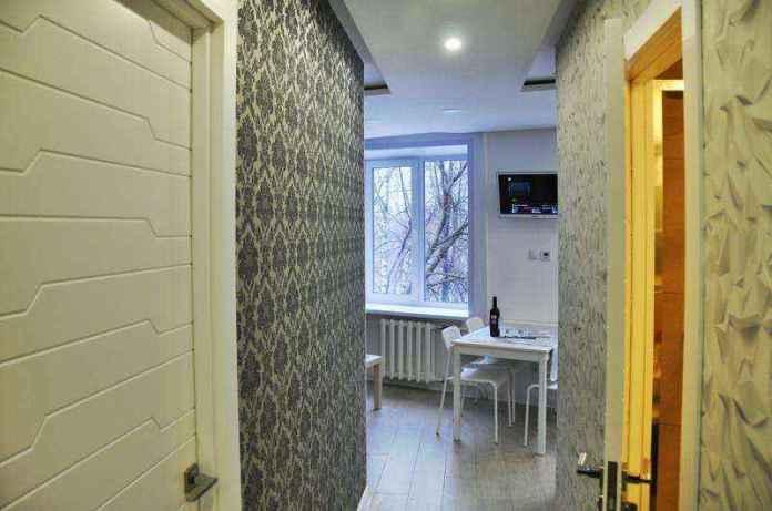 image42   Квартира в 32 м² до и после ремонта — потрясающе!