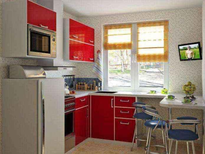 image13 | 30 идей оформления маленькой кухни