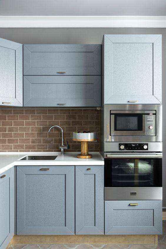 image15-4   Потрясающие идеи для маленькой уютной кухни
