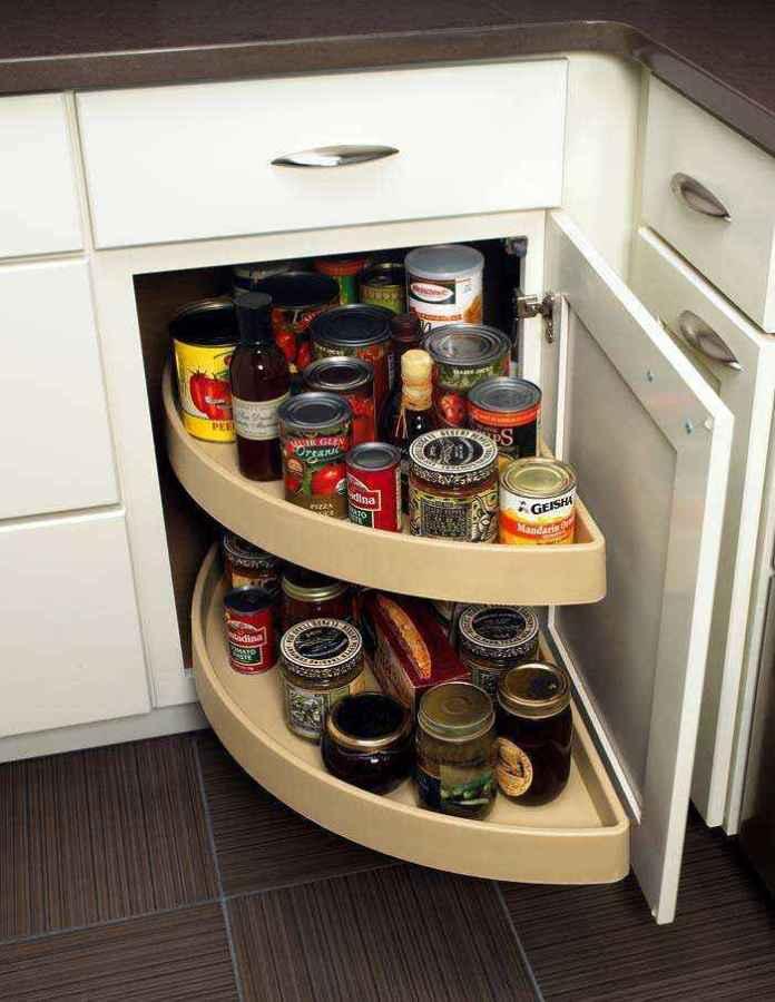 image18 | 30 идей оформления маленькой кухни