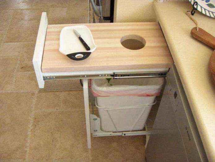 image20 | 30 идей оформления маленькой кухни