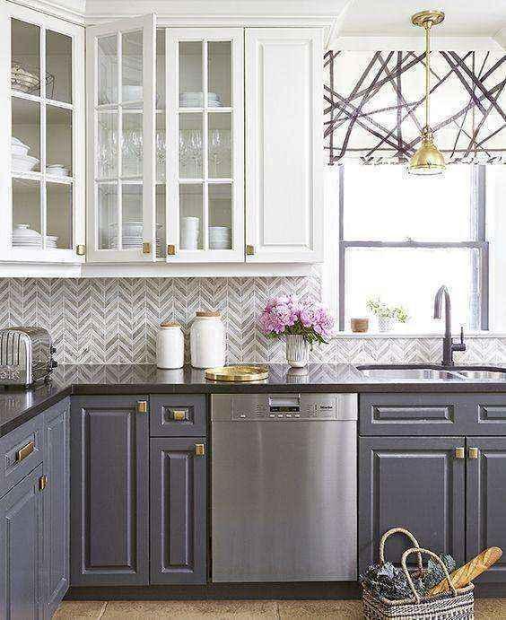 image25-1   Потрясающие идеи для маленькой уютной кухни