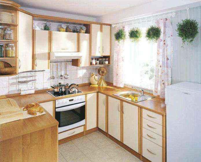 image26 | 30 идей оформления маленькой кухни