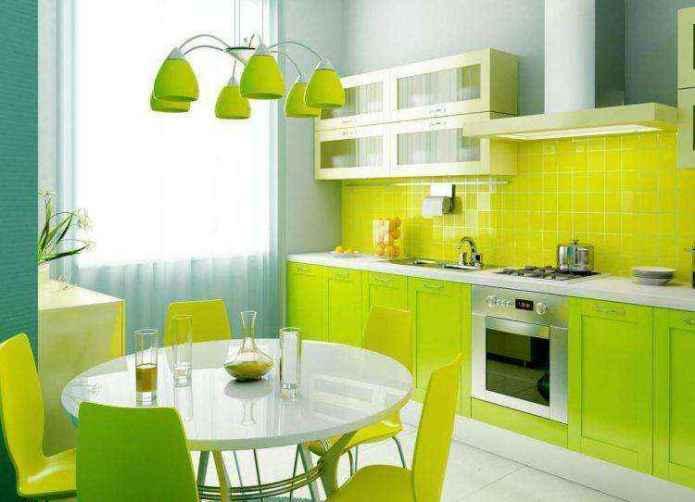 image27 | 30 идей оформления маленькой кухни