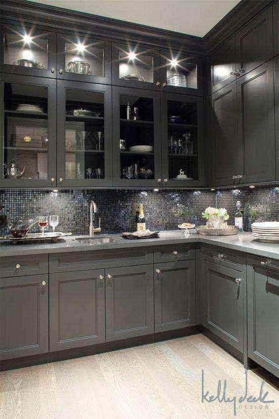 image30-1   Потрясающие идеи для маленькой уютной кухни