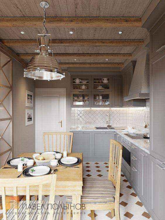 image38   Потрясающие идеи для маленькой уютной кухни