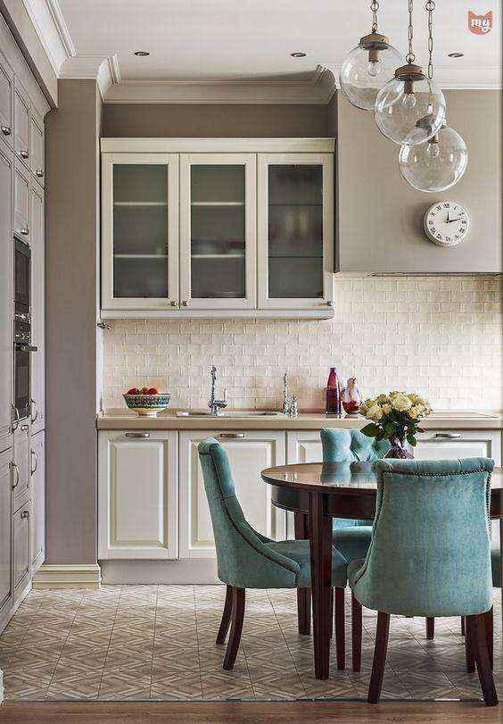 image40-1   Потрясающие идеи для маленькой уютной кухни