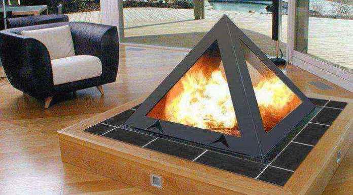1-2-wood-burning-fireplace-in-living-room-interior | Дровяные камины: обзор материалов и лучших идей (Часть вторая)