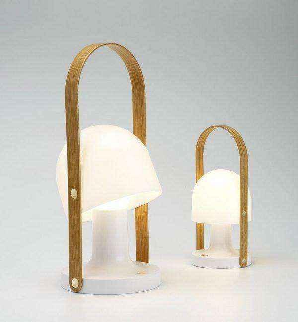 designer-wooden-table-lamp-600x650 | Необычное рядом: дизайнерские настольные лампы