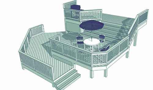 image36-1 | Лучшие проекты террасы для загородного дома