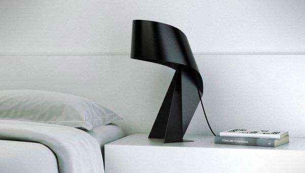 ribbon-light-tall-designer-table-lamp-for-sale-600x342 | Необычное рядом: дизайнерские настольные лампы