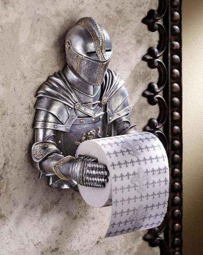 tp-holder-10   Необычное рядом: оригинальные держатели для туалетной бумаги!