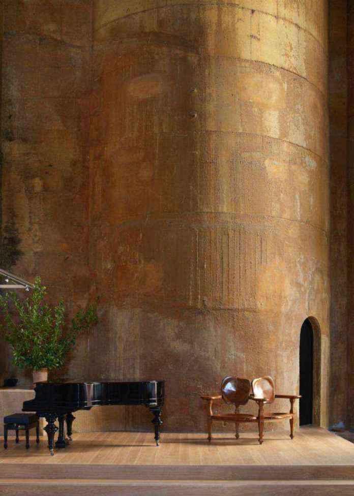 14-4 | Цементный завод превратили в удивительный дом, который вас впечатлит