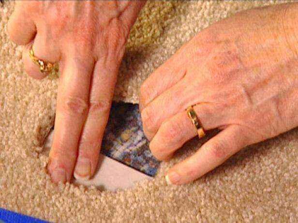 1420773571286 | Как отремонтировать ковер чтобы не было видно