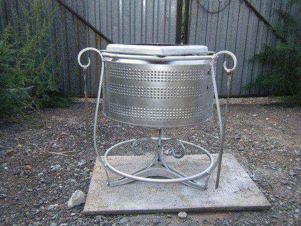 2-21   Потрясающие идеи использования старой стиральной машины