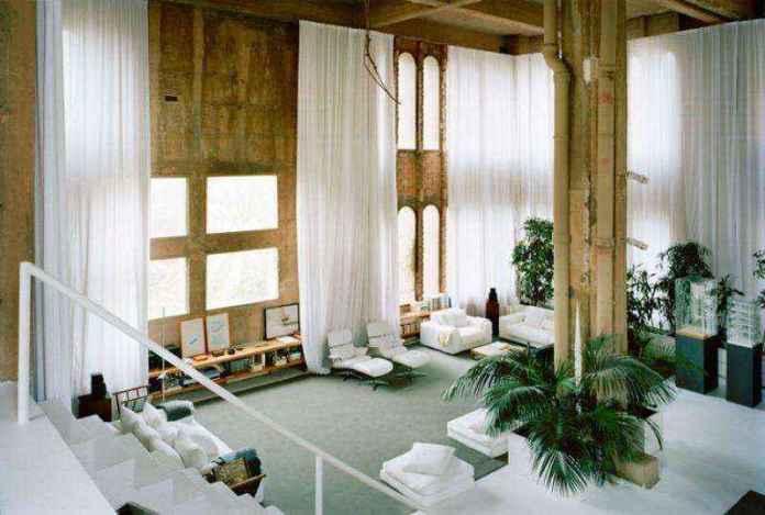 4-8 | Цементный завод превратили в удивительный дом, который вас впечатлит