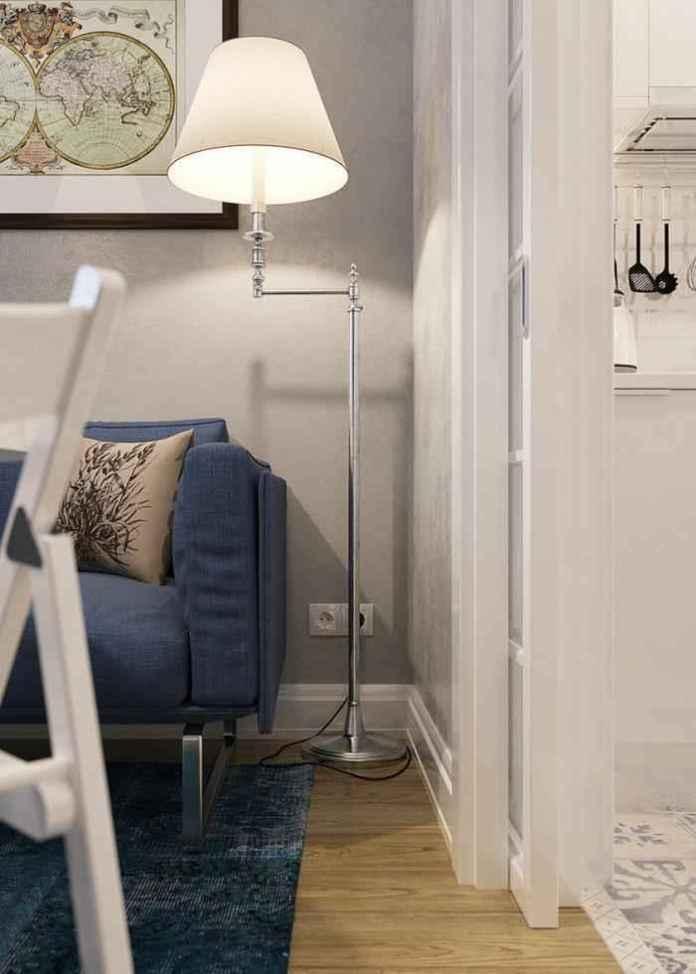 image8-26 | Как сделать уютной узкую 25-метровую квартиру-студию