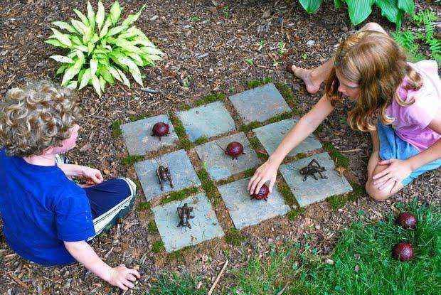 kids-garden-games-2 | 3 простых проекта своими руками: Детские игры для сада!