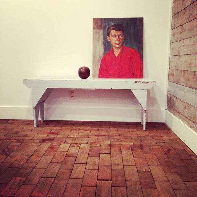 piso-madera-5 | Как сделать необычный пол из деревянных плашек с небольшим бюджетом