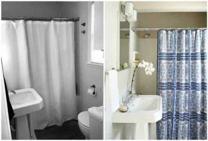bathroom-tricks-03 | Как сделать ванную уютнее: 12 свежих идей