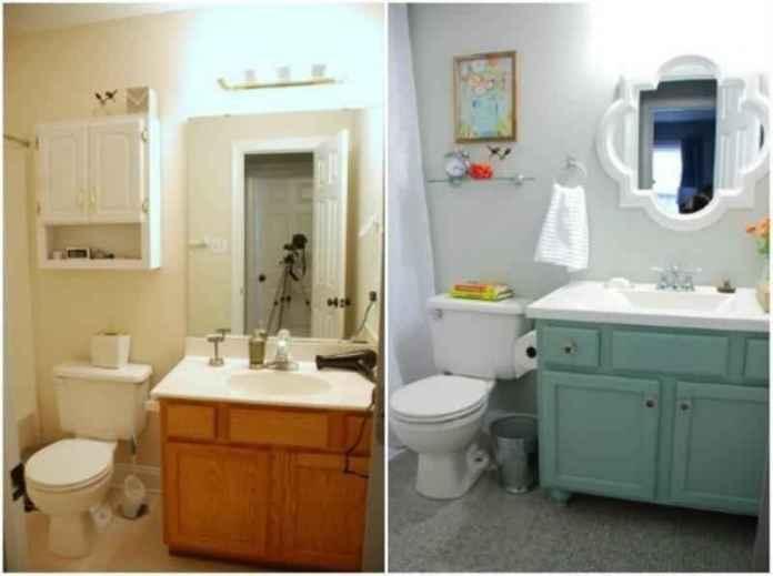 bathroom-tricks-04 | Как сделать ванную уютнее: 12 свежих идей