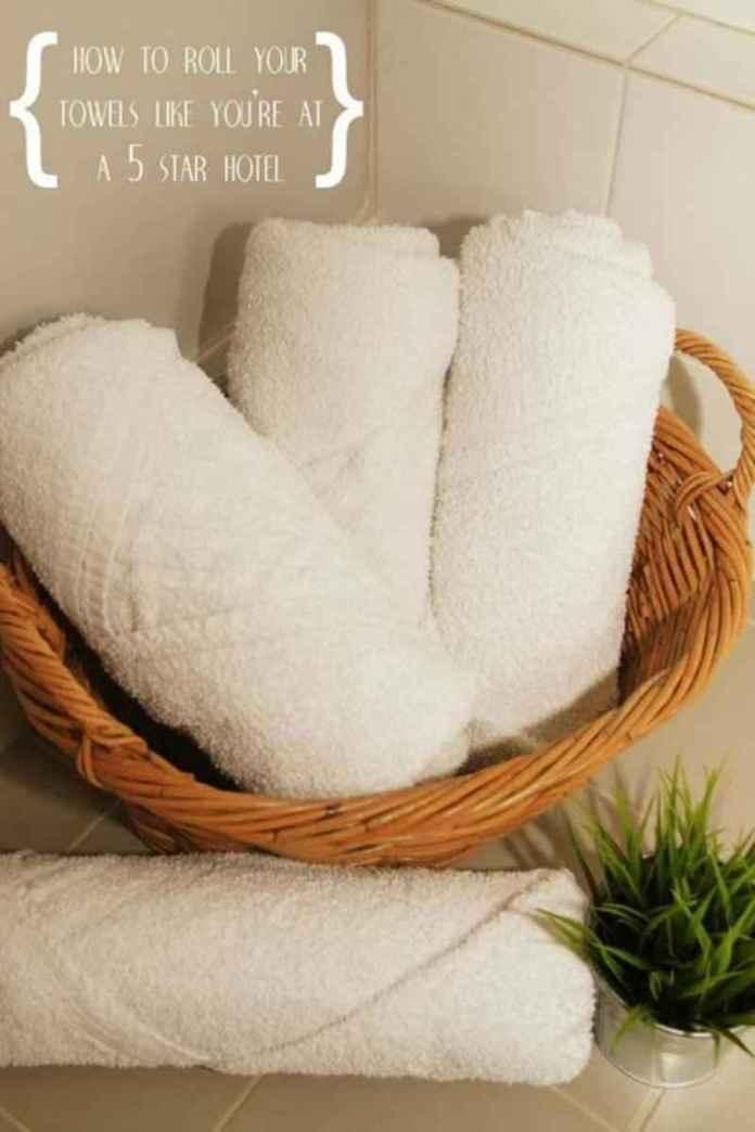 bathroom-tricks-06 | Как сделать ванную уютнее: 12 свежих идей