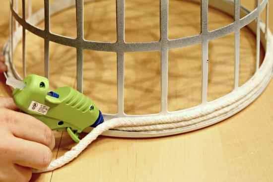 image6-8   Как сделать корзинку из веревки
