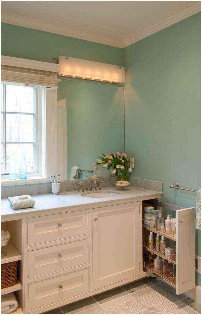 image1-35   Как организовать удобное хранение вещей в ванной