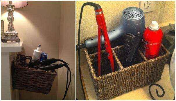 image10-32 | 10 идей хранения приборов для завивки и аксессуаров для волос