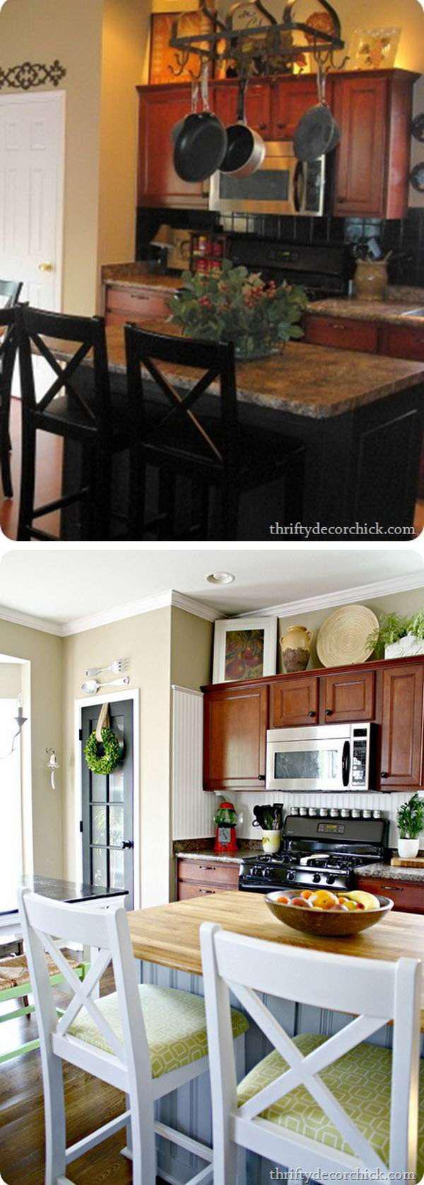 image10-68 | 25 идей переделки старой кухонной мебели