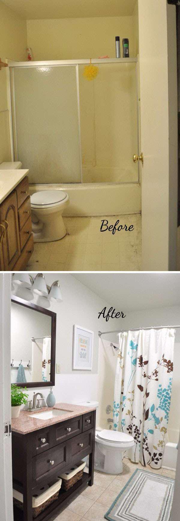 image10-72 | 16 идей преображения старой ванной комнаты