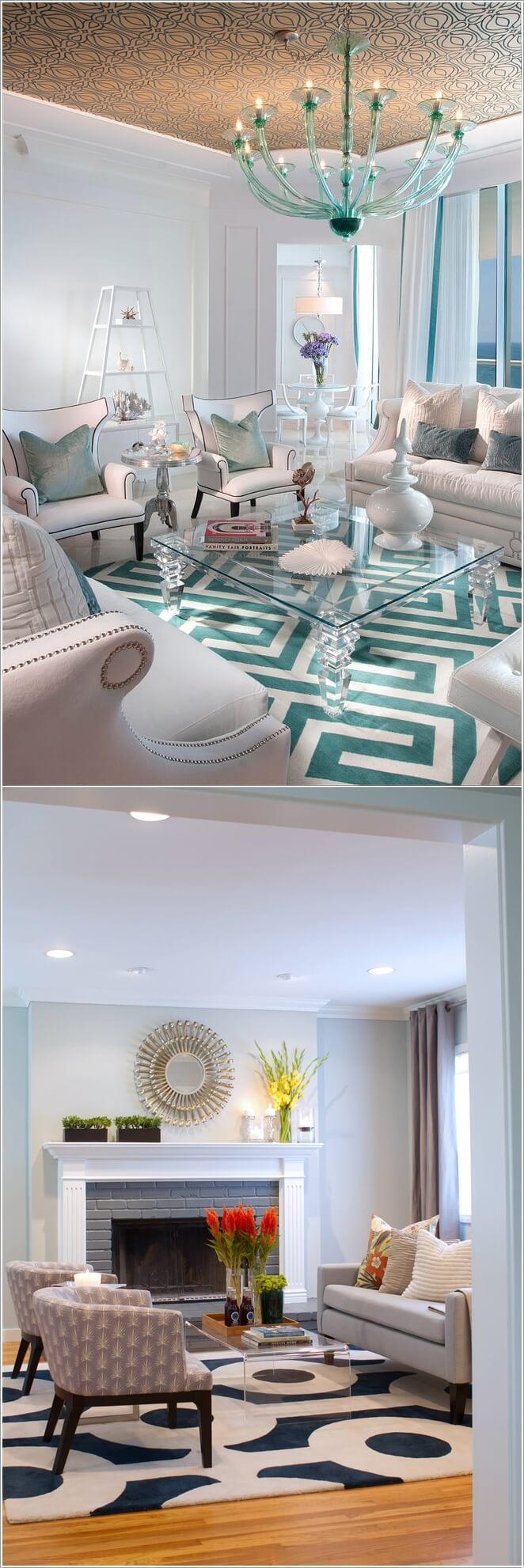 image10-79   10 способов визуально увеличить маленькую гостиную