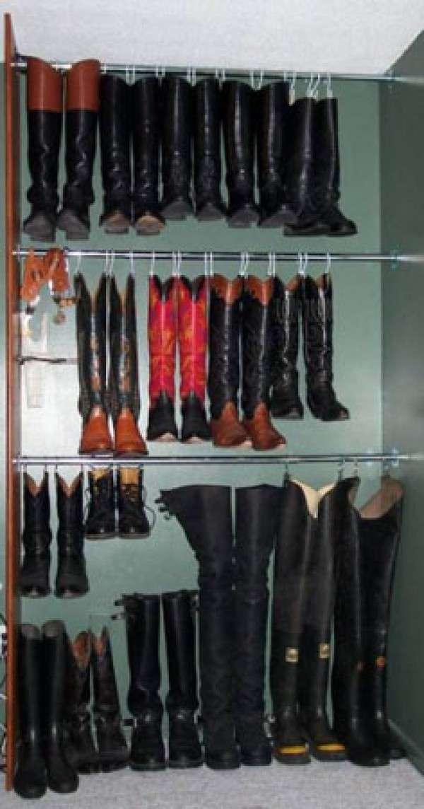 image18-6 | Оригинальные идеи хранения обуви
