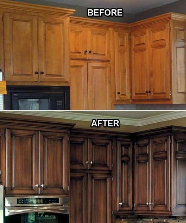 image18-8 | 25 идей переделки старой кухонной мебели