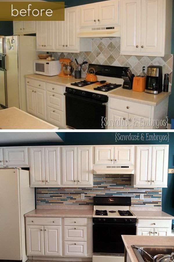 image22-7 | 25 идей переделки старой кухонной мебели