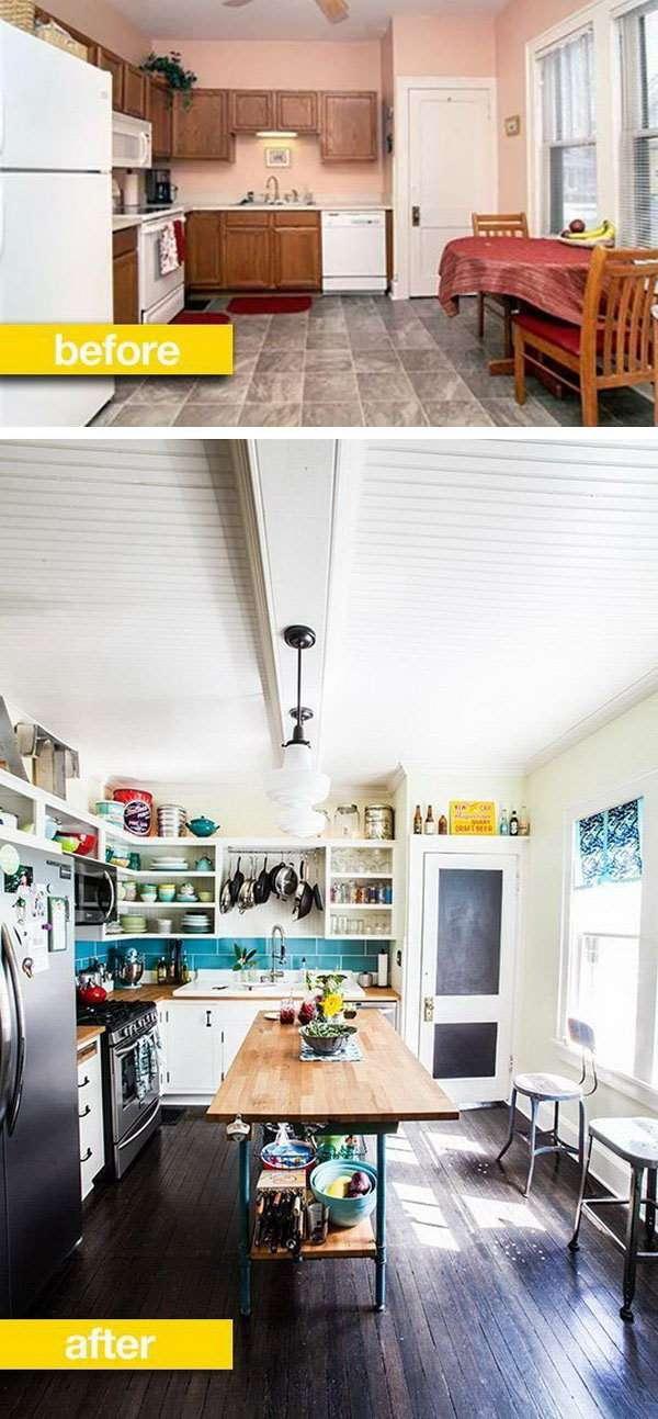 image24-6 | 25 идей переделки старой кухонной мебели
